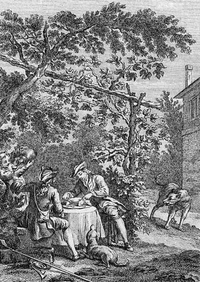 Jean de La Fontaine Fables - Book 10 - Fable 6