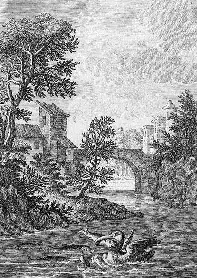 Jean de La Fontaine Fables - Book 10 - Fable 4
