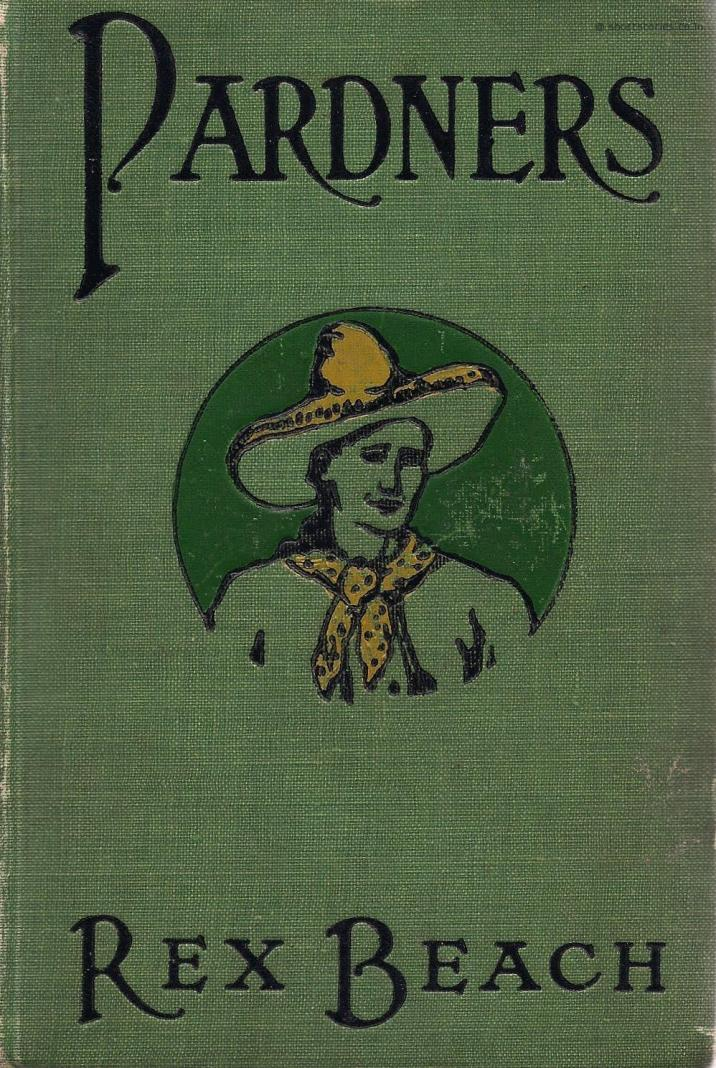 pardners-rex-beach-cover-image