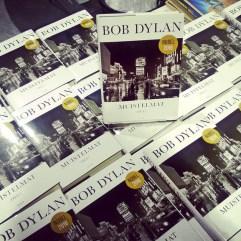Bob Dylan Memoirs