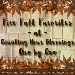 Counting Your Blessings - FFF
