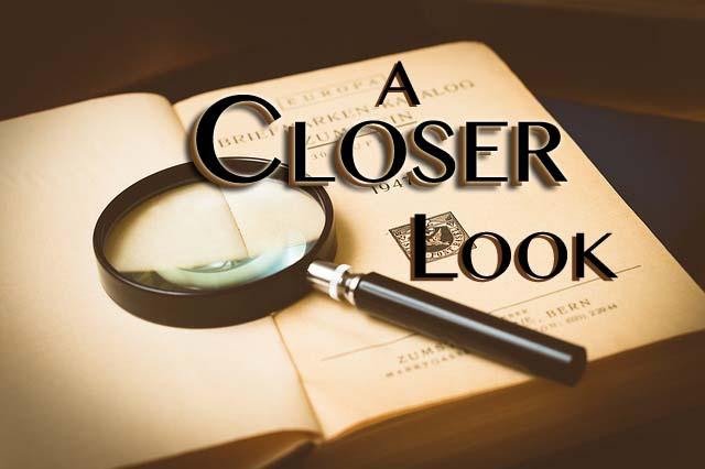 A Closer Look at: Isabella Alden