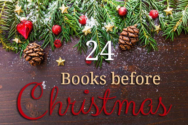 Book #13 The Christmas Stove