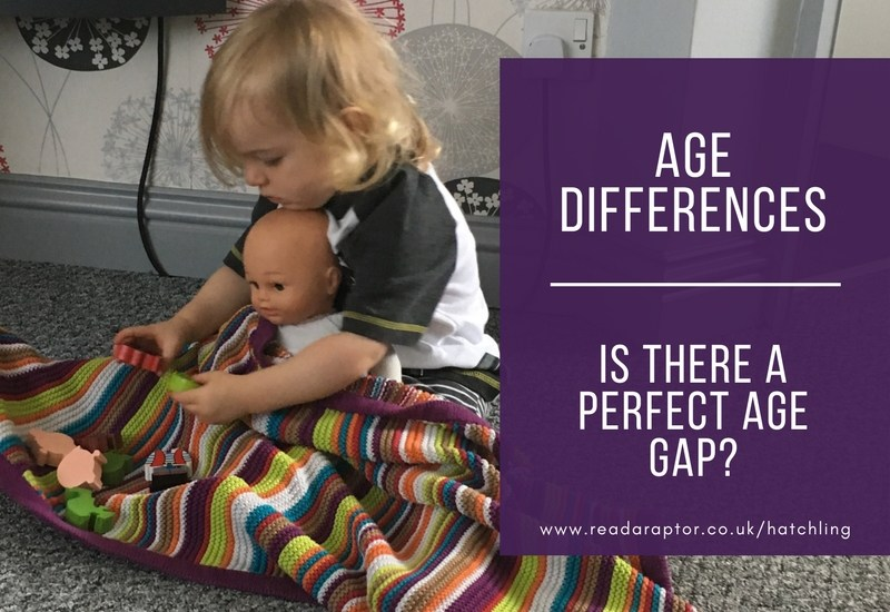 Age differences. Is there a perfect age gap between siblings?