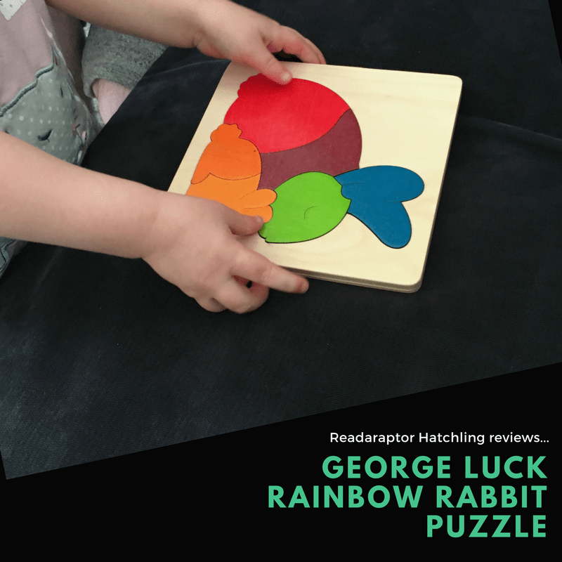 Picturesin-puzzles-George-Luck-Rainbow-Rabbit-Puzzle