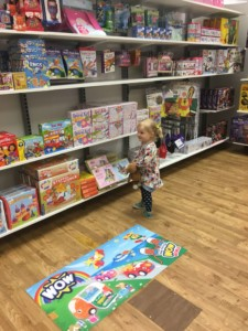 What2Buy4Kids toy shop review Spike warming up