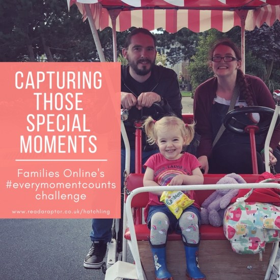Capturing those special moments – Families Online's #everymomentcounts challenge