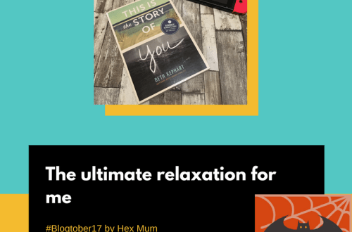 The ultimate relaxation for me - books and Nintendo Switch