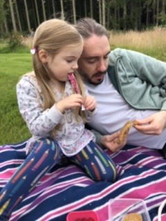 Picnics at Lowther Castle