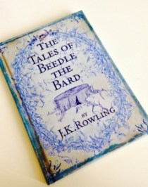 The Tales of Beedle The Bard - JK Rowling
