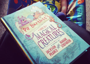 Pip-Bartlett-guide-to-magical-creatures-maggie-stiefvater-jackson-pearce