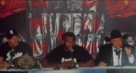 Austin, Mike Tyson, JR