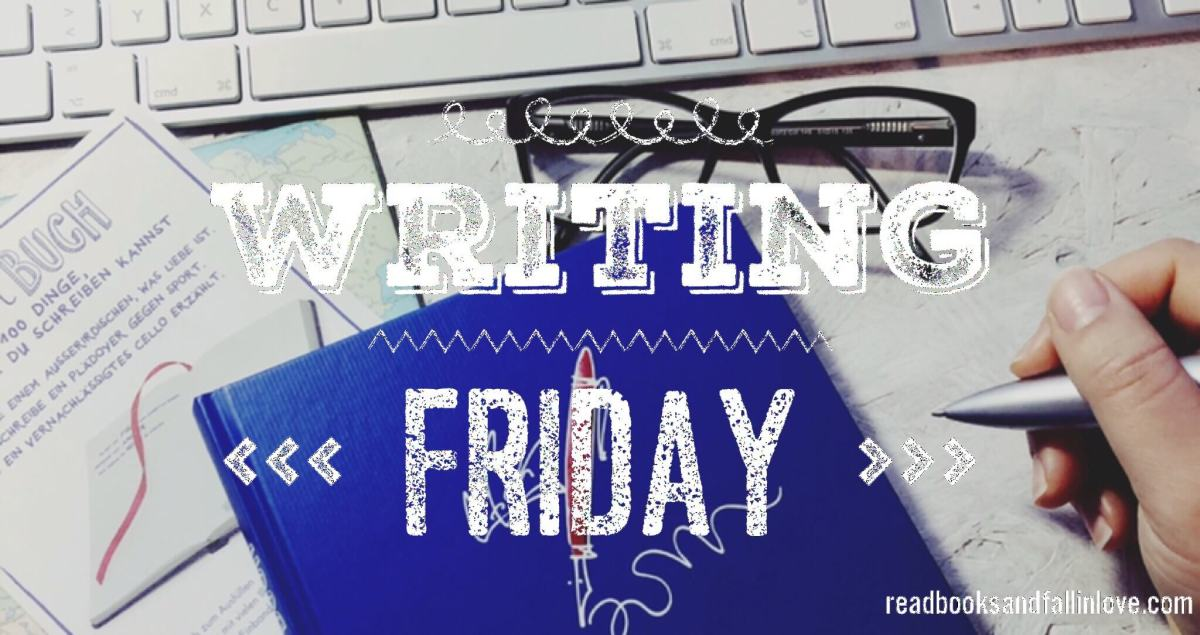Marta [#WritingFriday] Week 33