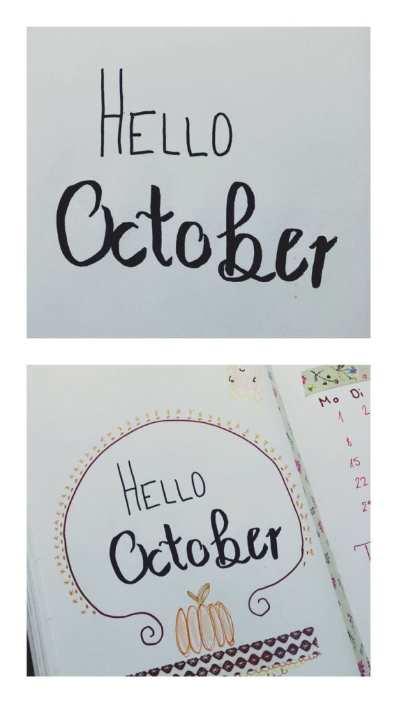 oktober_bulletjournaling
