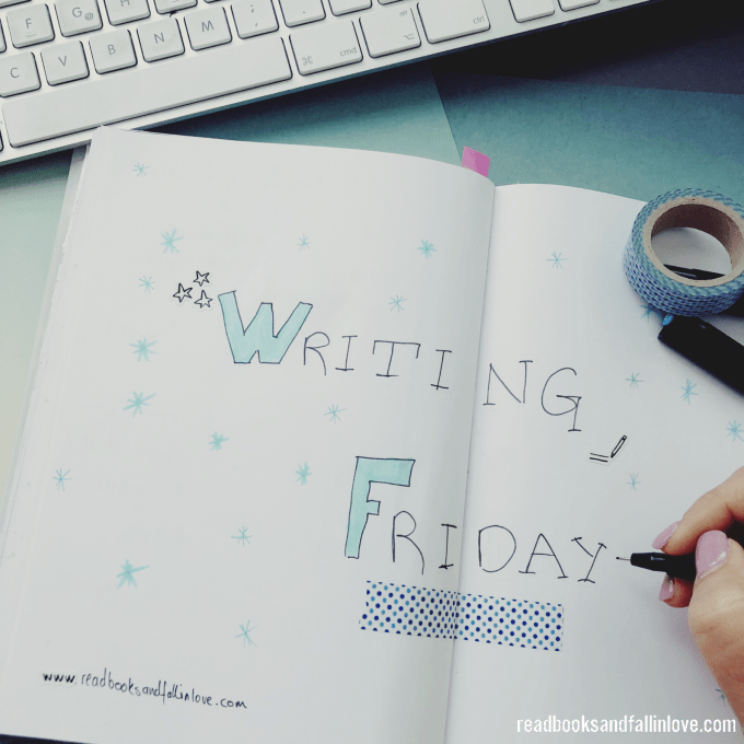 [#WritingFriday] Dezember 2018 - Special Edition - Blogger gesucht!