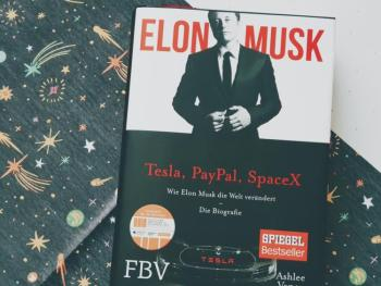 Permalink zu:Elon Musk von Ashlee Vance [REZENSION]