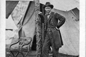 General Ulysses S. Grant, as Photographed by Mathew Brady