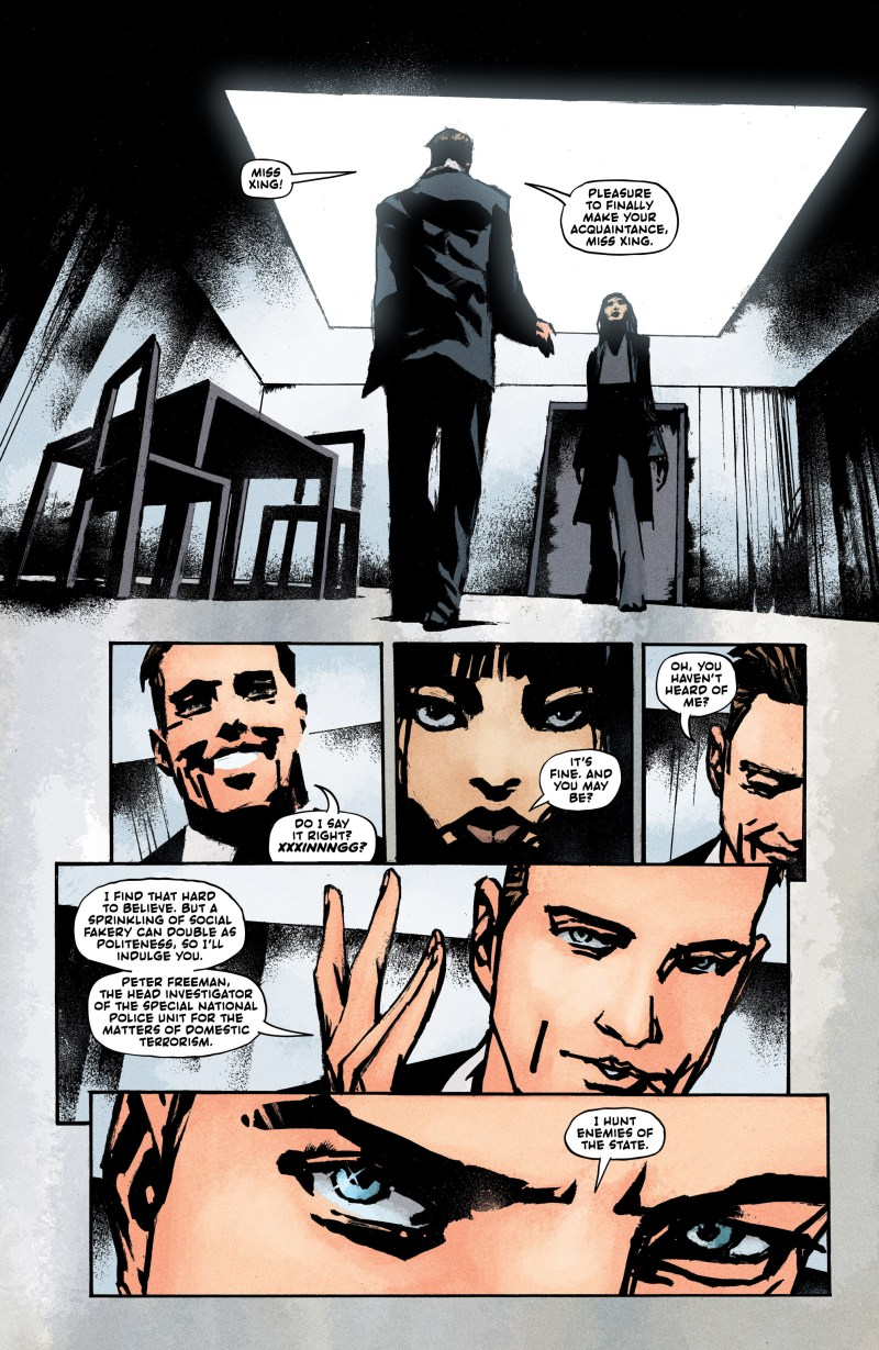 Days Of Hate (2018): Chapter 1 - Page 14