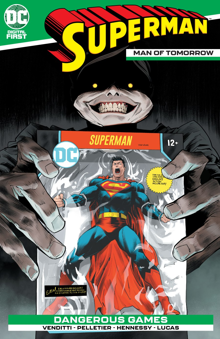 Superman: Man of Tomorrow #3