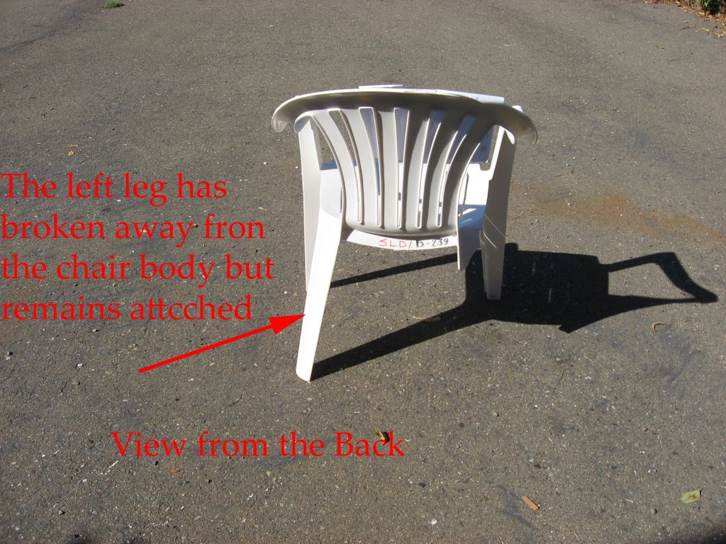 how to fix broken plastic chair ultimate office failure analysis lawn
