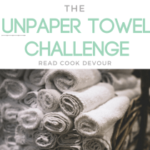 The Unpaper Towel Challenge