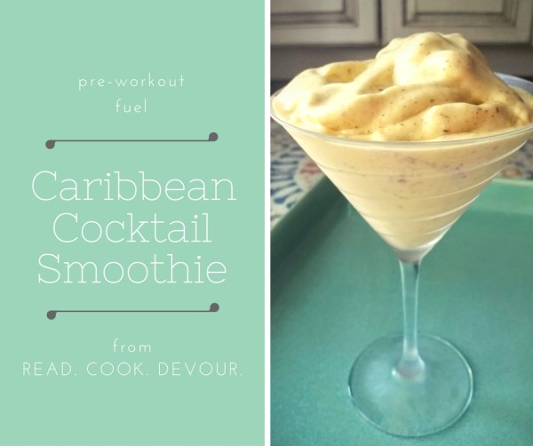 Caribbean Cocktail Smoothie