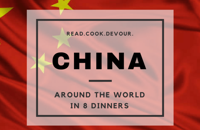 Around the World in 8 Dinners: China