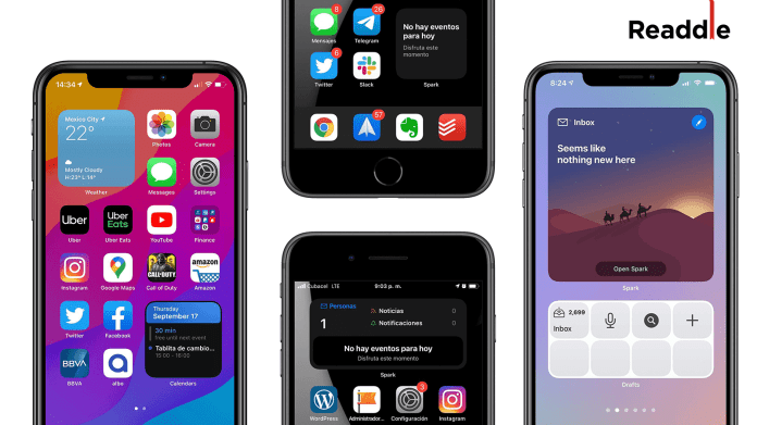 The Best Ios 14 Widgets For Your Iphone Readdle S Choice