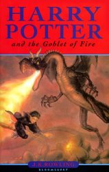 goblet of fire UK