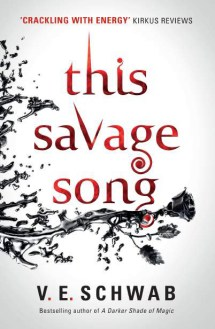 This Savage Song PR-4