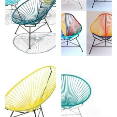 Acapulco Chair Nz Cream Slipper Chairs | Re:address
