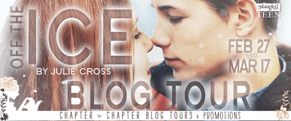 Blog Tour:  Off the Ice by Julie Cross - {Review + Giveaway}