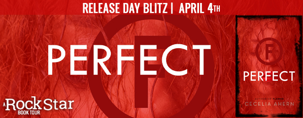 Perfect by Cecelia Ahern  -  {Release Blitz + Giveaway}