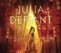 Blog Tour:  Julia Defiant by Catherine Egan  –  {Review + Giveaway}