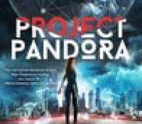 Blog Tour  –  Project Pandora by Aden Polydoros  – {Review + Giveaway}