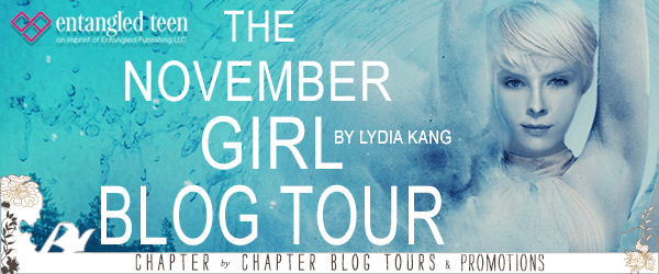 Blog Tour  -  The November Girl by Lydia Kang  -  {Guest Post + Giveaway}