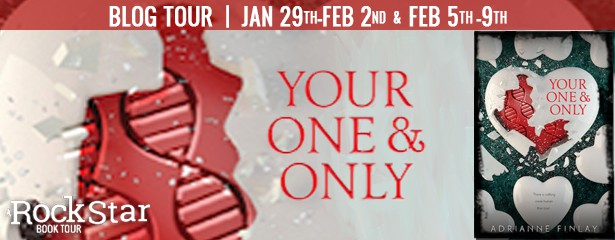 Blog Tour:  Your One and Only by Adrianne Finlay  -  {Review}
