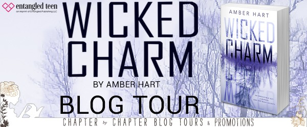 Blog Tour:  Wicked Charm by Amber Hart  -  {Spotlight}