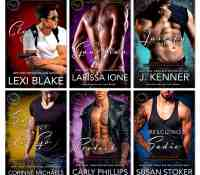 Review & Excerpt Tour:  Lexi Blake Crossover Collection