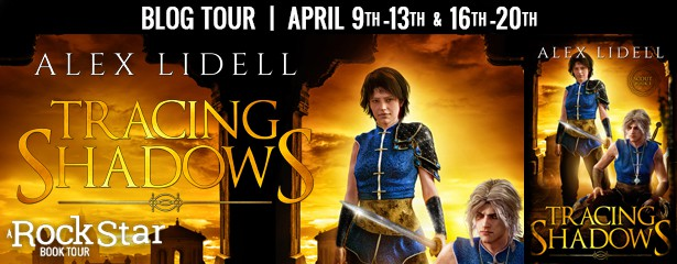 Blog Tour:  Tracing Shadows by Alex Lidell  -  {Review}