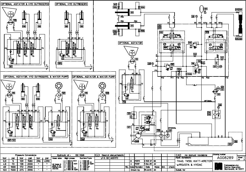 Schaltplan 205 Gasoil