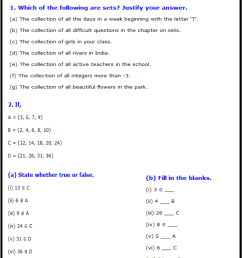 07 WS1 SETS 2012 Practice worksheet Set Theory- Class vii WS1 SETS 2012  Practice worksheet Set Theory- Class vii . JM/7/SETS . JM/7/SETS .  JM/7/SETS . ... 1/5 [ 1588 x 1095 Pixel ]