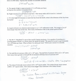 Notation Word Problems Date 8.EE4 1. Mr. Griffin's class is studying the  solar system. The circumference of the Earth at the equator is about 24 [ 1684 x 1224 Pixel ]