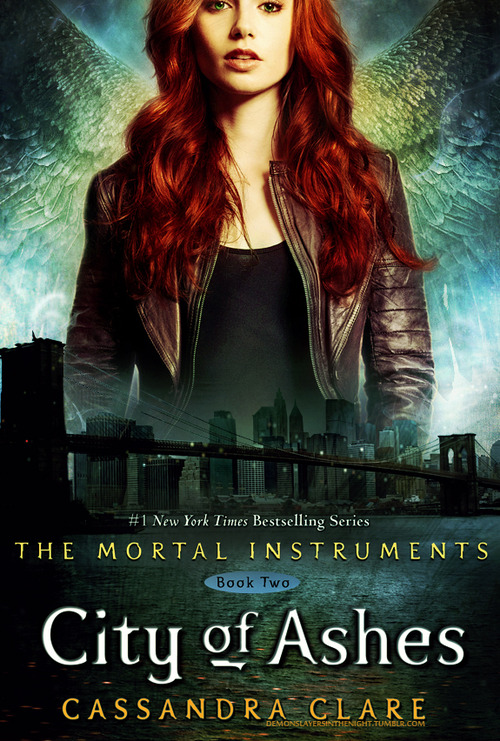 The Mortal Instruments City Of Ashes : mortal, instruments, ashes, Mortal, Instruments:, Ashes, Readerature