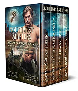 Paranormal Romance – Southwest Shifters