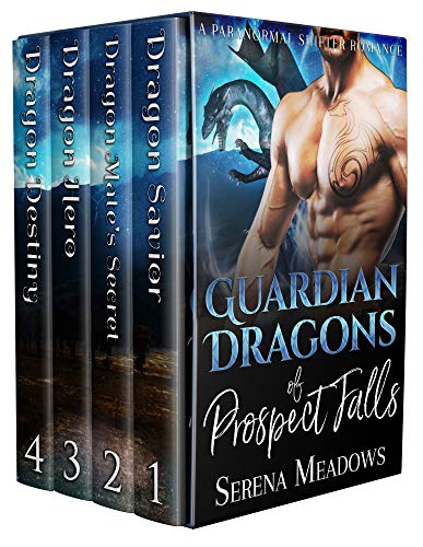 Paranormal Romance – Guardian Dragons of Prospect Falls
