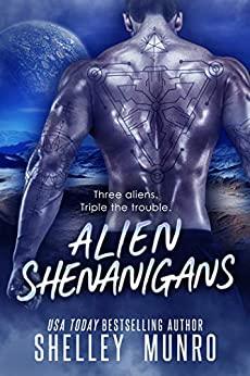 Sci-fi Romance – Alien Shenanigans