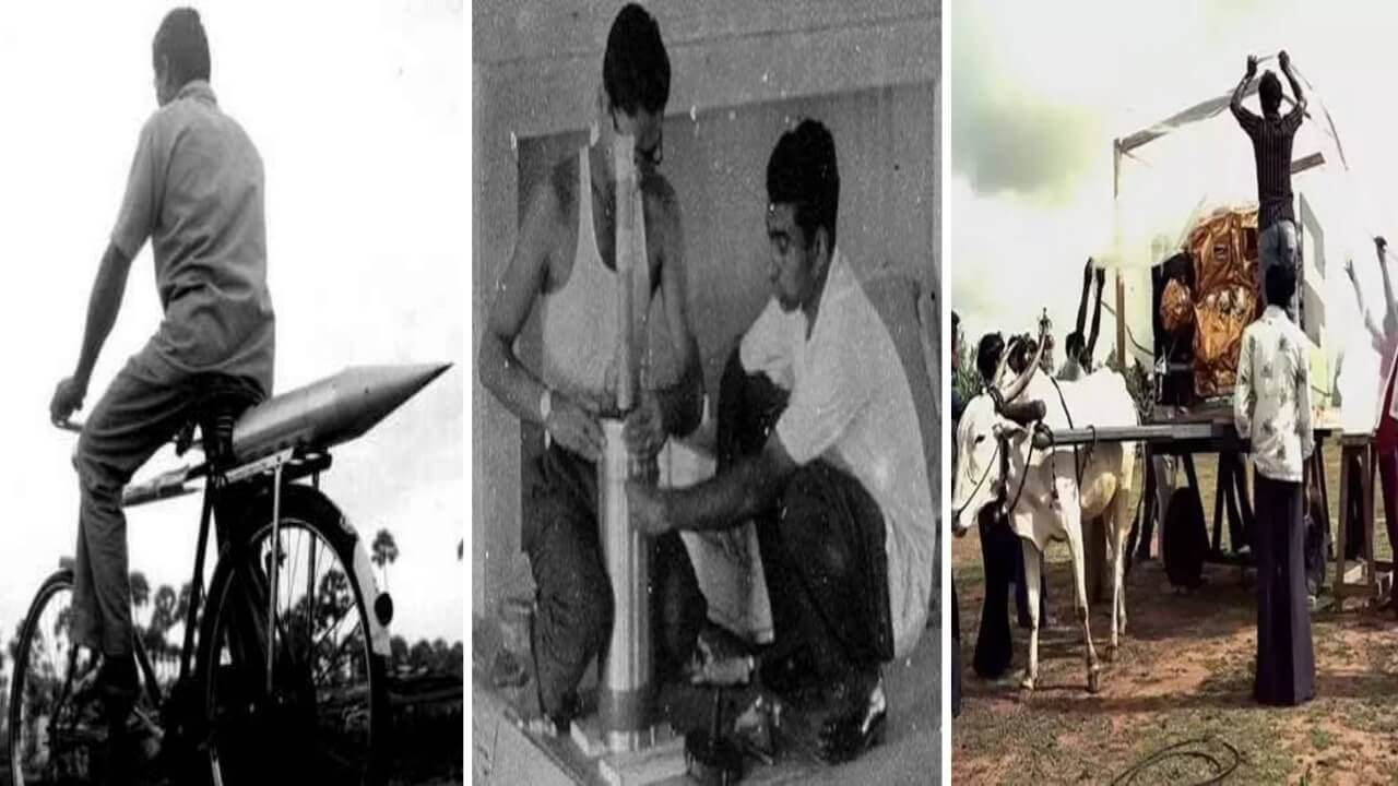 Which is the first mission of ISRO?