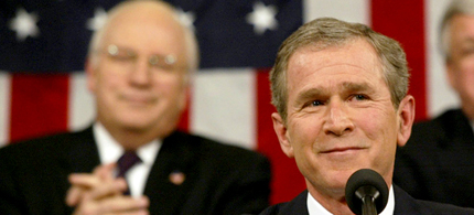 Remember how the media sold us their wars? (photo: Luke Frazza/AP)