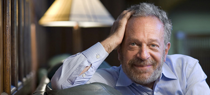Economist, professor, author and political commentator Robert Reich. (photo: Richard Morgenstein)